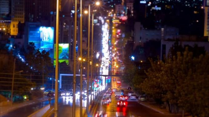 Amán - Amman ciudad en movimiento - Timelapse 6