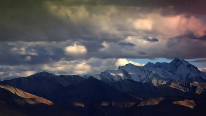 Ladakh timelapse