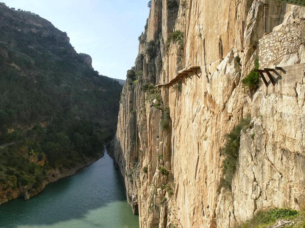 Dentro del Valle del Guadalhorce
