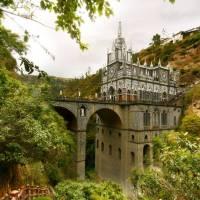Santuario de Las Lajas: La Iglesia de América del Sur que parece un castillo europeo