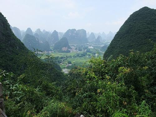 Moon Hill - Yangshuo