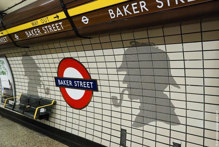Museo Sherlock Holmes en el 221b de Baker Street, Londres