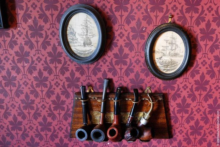 Museo de Sherlock Holmes, en Londres 2