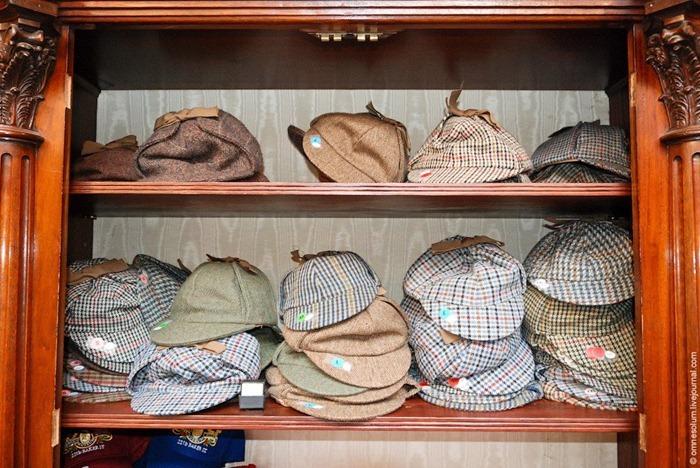 Museo de Sherlock Holmes, en Londres 12