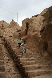 Escalera en Kandovan