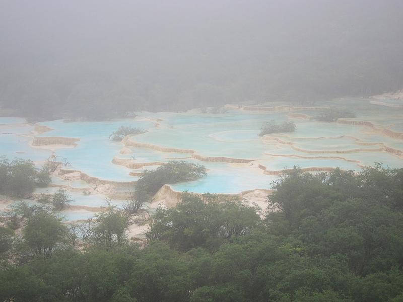 Huanglong, Sichuan, China