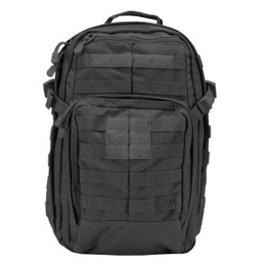 5.11 Tactical Rush 12 Backpack, Black 4