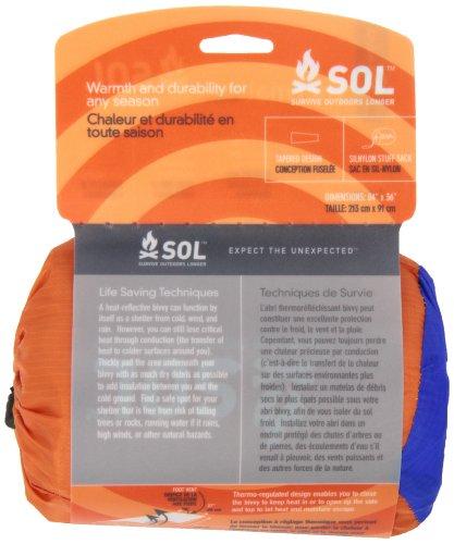 Adventure Medical Kits esenciales termo Lite 2 bivvy 1
