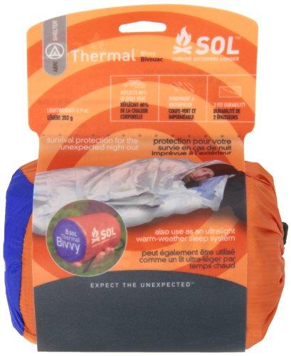 Adventure Medical Kits esenciales termo Lite 2 bivvy 2