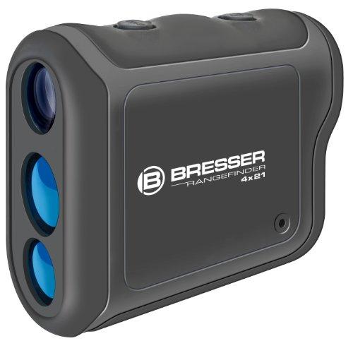 BRESSER 4025810 - Telémetro (4 x 21), negro 1