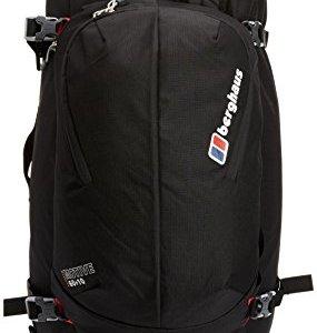 Berghaus Motive 60 Plus 10 - Macuto de senderismo, color negro, talla única 5
