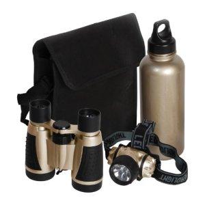 Bresser Junior - Kit de explorador con prismático 3