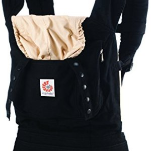 Ergobaby Original - Mochila portabebé, color negro 1