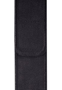 Maglite Black Nylon Full Flap Holster for AAA Mini 7