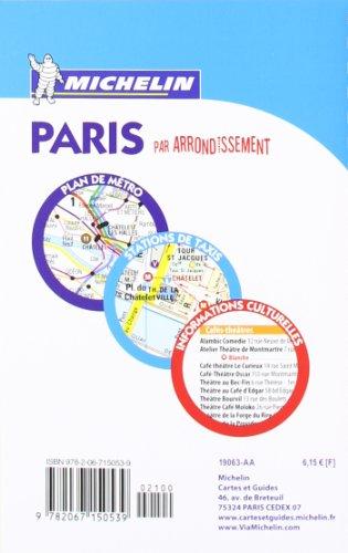 """""""Paris par arrondissement ; 63"""" (French Edition) 2"""