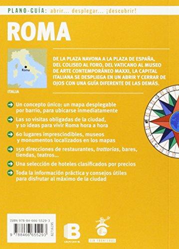 Roma. Plano-Guía - 11ª Edición Actualizada 2015 (SIN FRONTERAS) 1