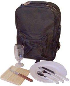 Sagaform SF 5002446 - Mochila para picnic, color negro 5