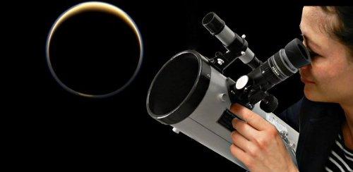 Seben 700-76 Telescopio reflector Big Pack incluido 1