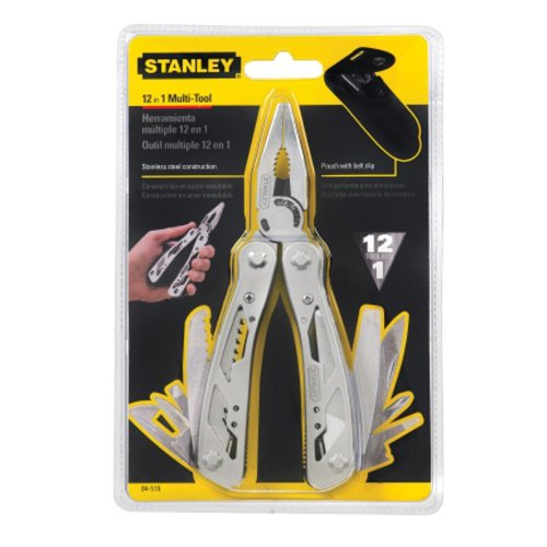 Stanley - 12 Piece Multi Tool 2