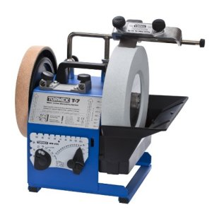 Tormek T-7 Water Cooled Precision Sharpening System, 10 Inch Stone 7