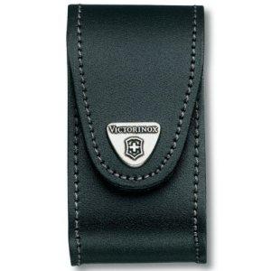 Victorinox - Black Leather Belt Pouch (5-8 Layer 13