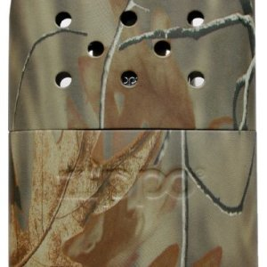 Zippo Hand Warmer Real Tree Camouflage Finish 13