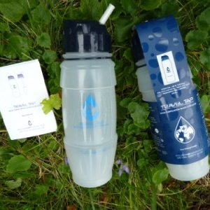 NEW 2016 Travel Tap 'Flip Spout ' 800ml pure water filter bottle - 1600 litres by drinksafe-systems 6