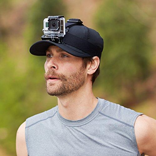 AmazonBasics Head Strap Camera Mount for GoPro 2