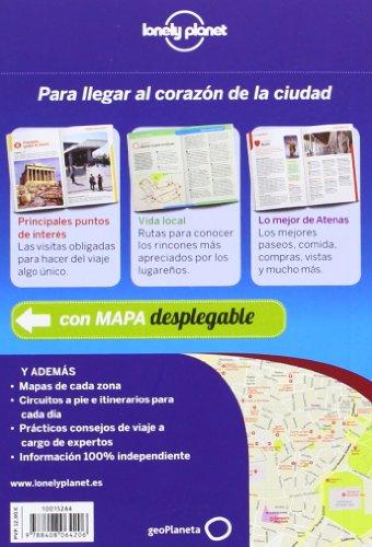 Lonely Planet Atenas De cerca (Travel Guide) (Spanish Edition) 1
