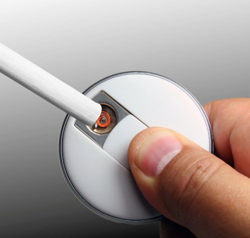 FireMat USB recargable electrónico sin llama de mechero 1