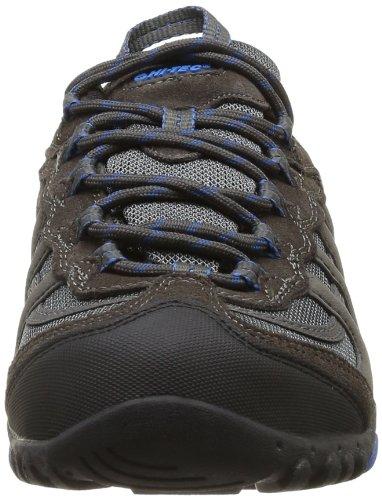 Hi-Tec Penrith Low Wp O002868052 - Zapatos de cuero para hombre, color gris, talla 40 1
