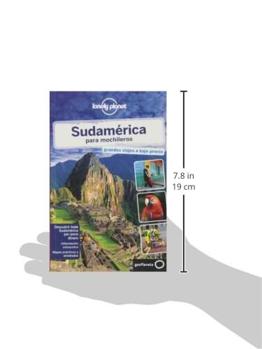 Lonely Planet Sudamerica para Mochileros (Travel Guide) (Spanish Edition) 2