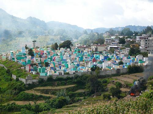 Cementerio de Sololá