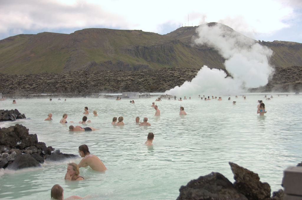 Laguna Azul un spa geotérmico en Islandia 3