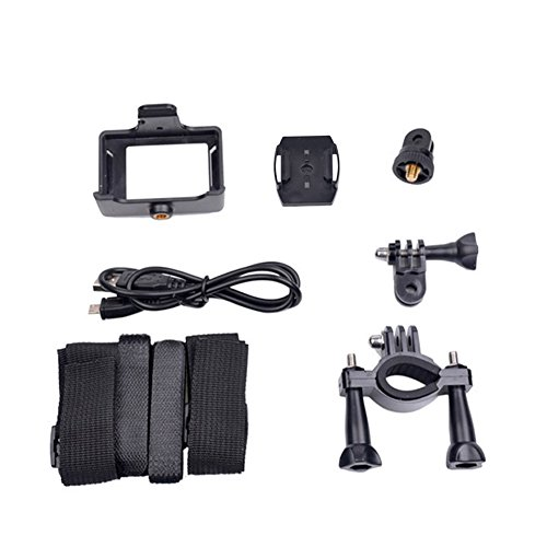 CkeyiN ® 1080P Full HD Impermeable Cámara de Acción Deportiva con Pantalla LCD de 2.0 Pulgadas 1