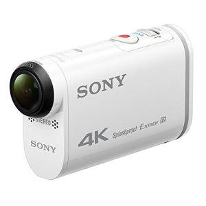 Sony Action Cam FDR-X1000 - Videocámara deportiva (video 4K, resistente a salpicaduras con WI-FI, NFC, GPS) 4