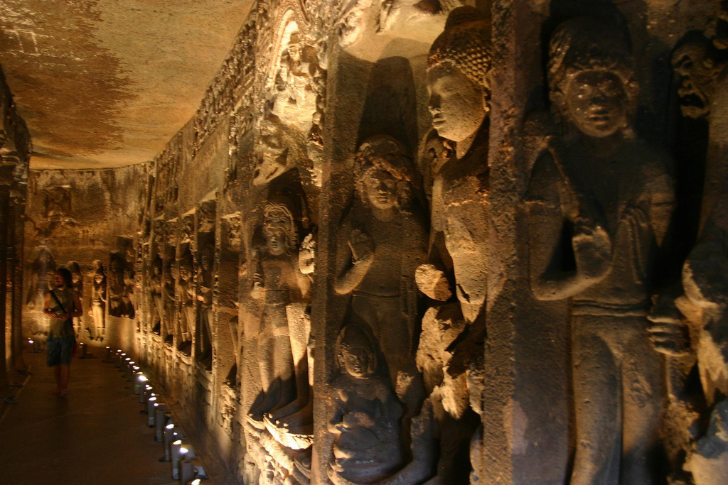 Ajanta Caves-India