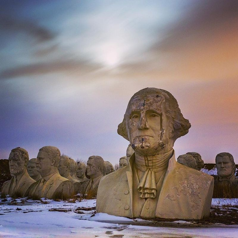 Parque de los presidentes