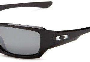 Oakley Men's Fives Squared Iridium Polarized Sunglasses 4