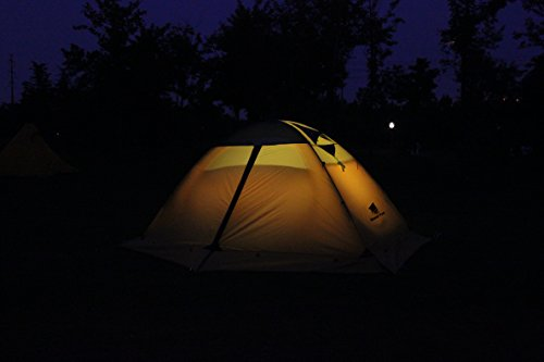 GEERTOP® 4-season 2-person Waterproof Dome Backpacking Tent For Camping, Hiking, Travel, Climbing - Easy Set Up 1