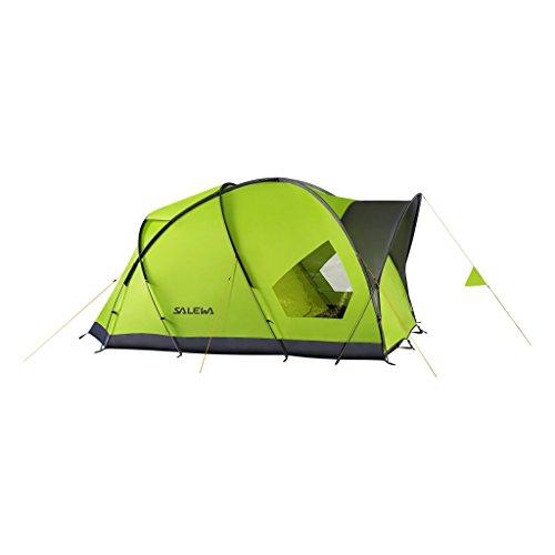 Salewa Alpine Hut Iv Tent - Tienda de campaña, color verde, talla única 3