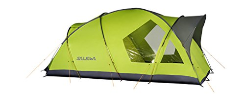 Salewa Alpine Lodge Iv Tent - Tienda de campaña, color verde, talla única 4