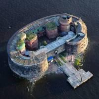 Fuerte Alexander en San Petersburgo