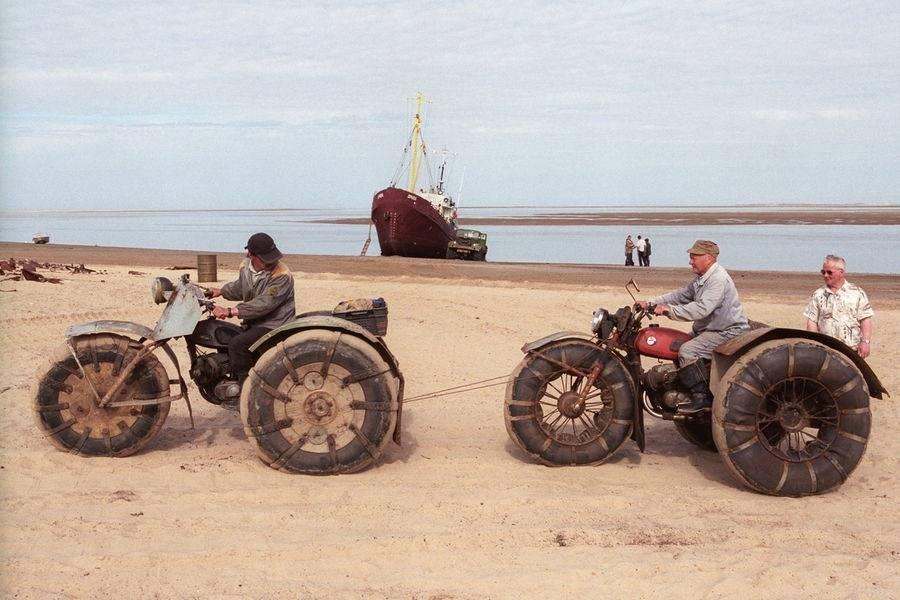 Sand Buried Village of Shoyna
