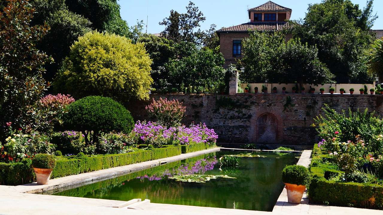 Granada, España, la tierra de los mil castillos 1