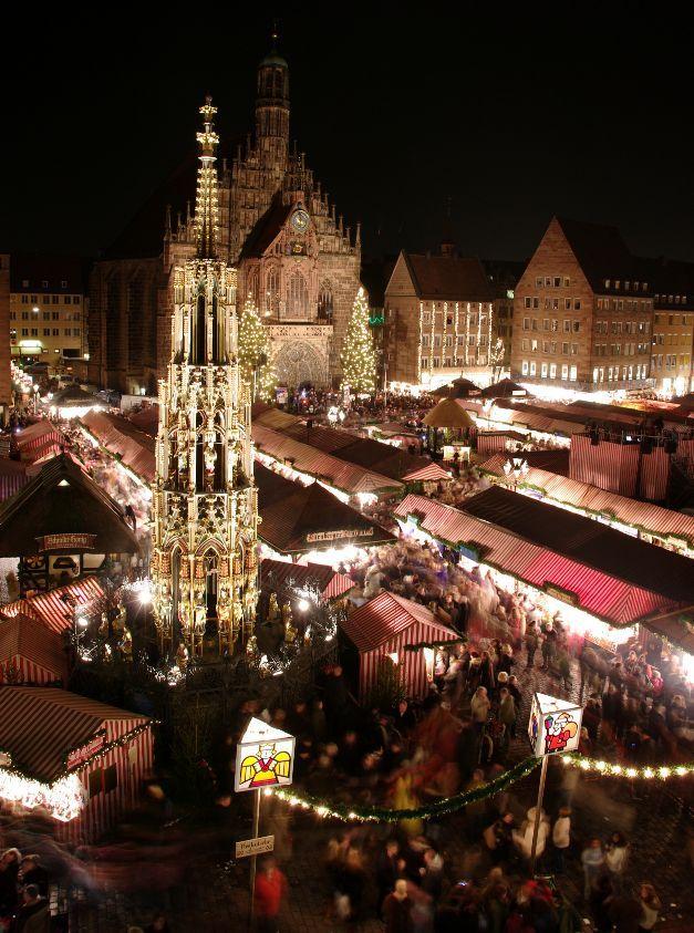 Nuremberger - Mejores mercados navideños de Europa