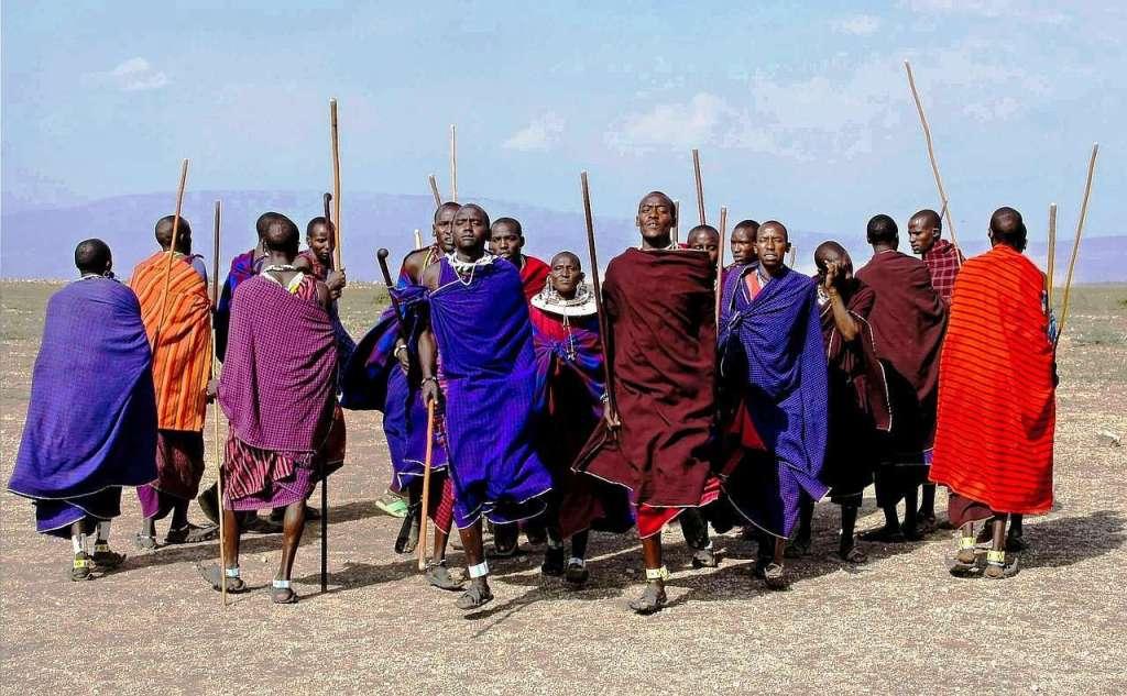 Viajar por África - Gente