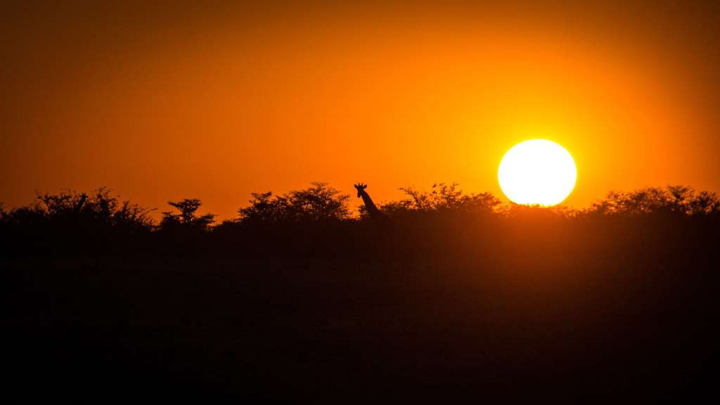 Viajar por África
