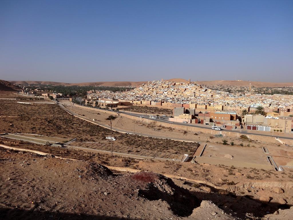 Las ciudades fortificadas del valle de M'Zab