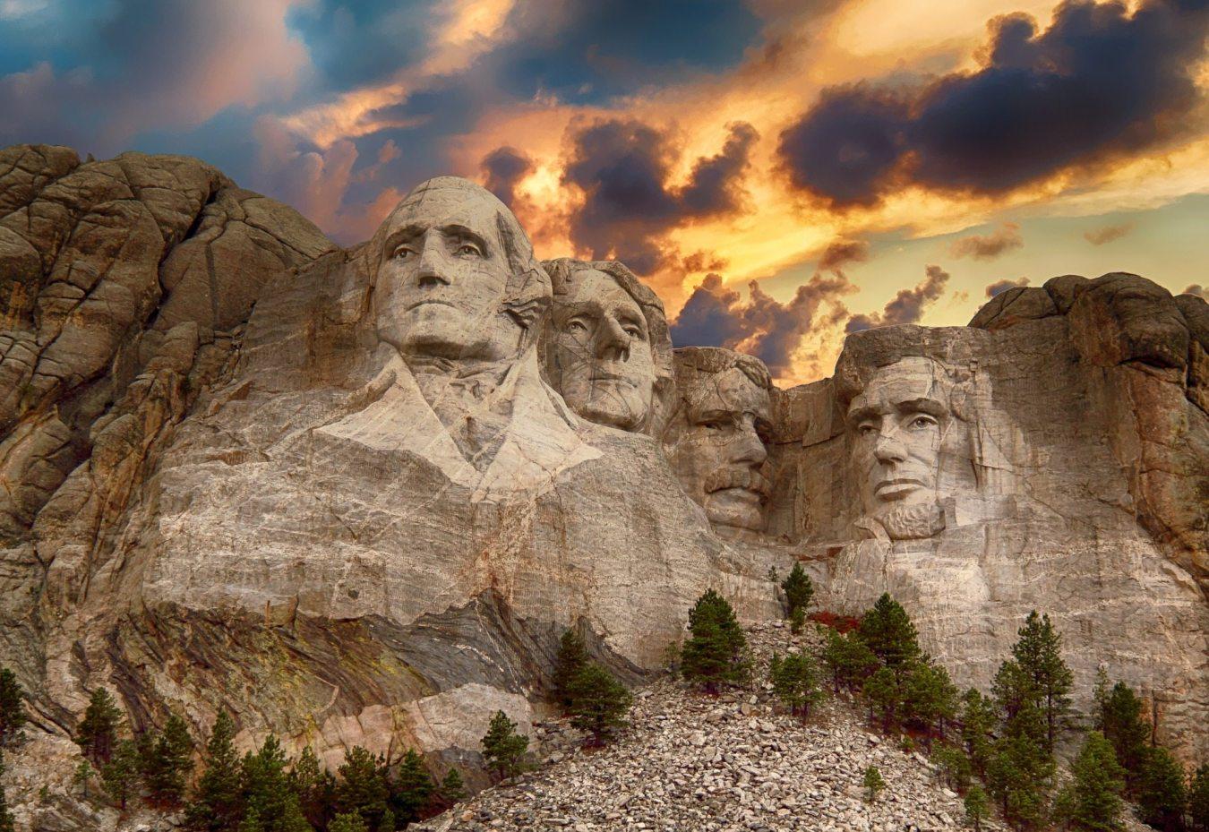 America del norte monumental